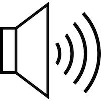 loudness symbol