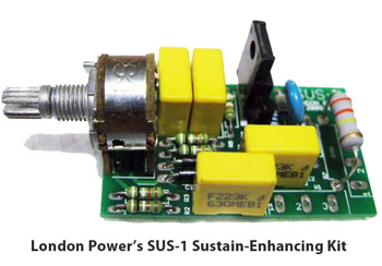 SUS-1 Sustain Enhancing Kit for Amplifier