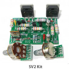 SV2 Power Scaling Kit