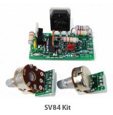 SV84 Power Scaling Kit