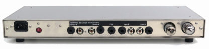 London Power 3-D Reverb Unit - rear