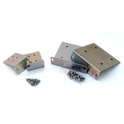 1U6 & 2U6 Mounting Brackets for London Power amp products