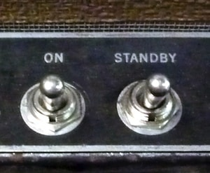 Fender Standby Switch