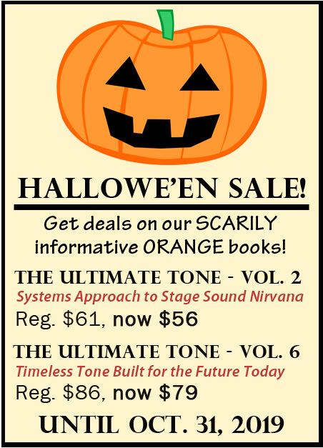 hallowe'en book sale