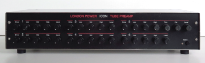 London Power's ICON 6-Channel All-Tube Preamp