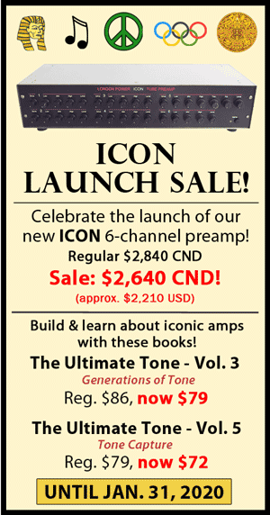 icon launch sale