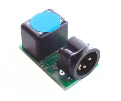 LTX-XLR assembled