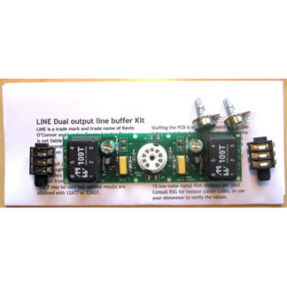 London Power LINE Dual Output Buffer Kit