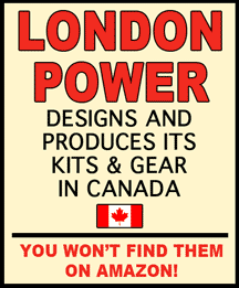 London Power - Designed in Canada