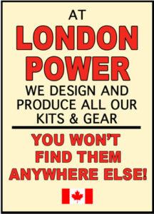 london power's own designs