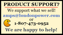 London Power supports what we sell!