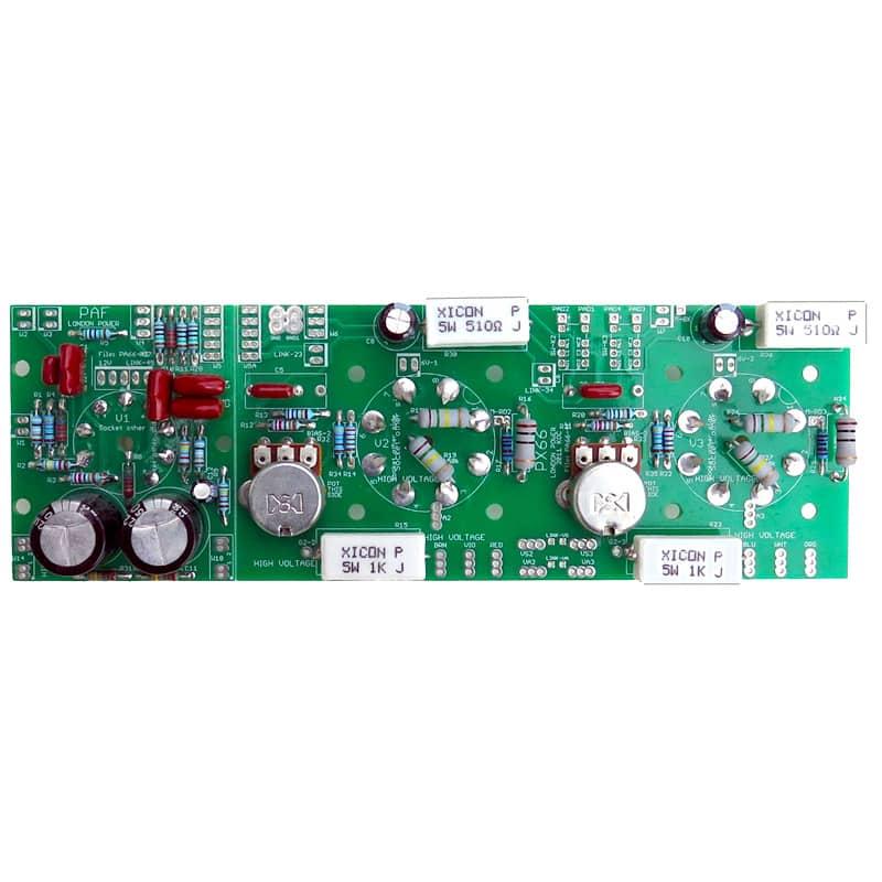 PA66 - Push-Pull Octal Tube Power Amplifier Kit