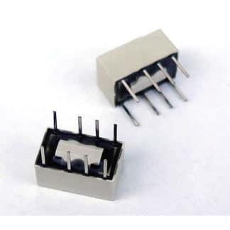 Cathode-Bias Switching Relays