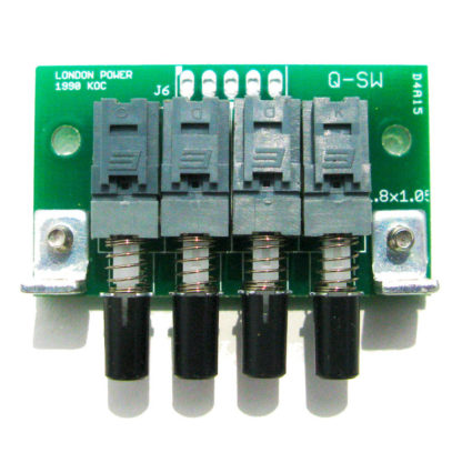 Q-SW Four-Way Panel Switch ssembly