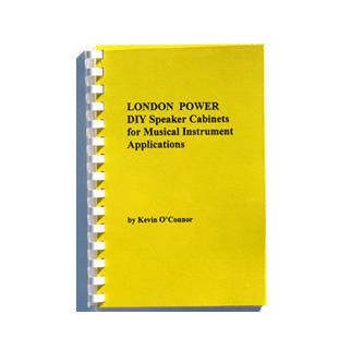 "London Power's ""Speaker Book"" by Kevin O'Connor"