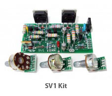 London Power's SV1 Power Scaling Kit