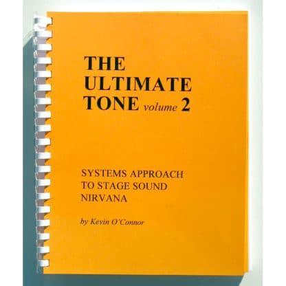 The Ultimate Tone Vol. 2 (TUT2) by Kevin O'Connor