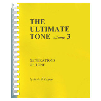 The Ultimate Tone Vol. 3 - by Kevin O'Connor