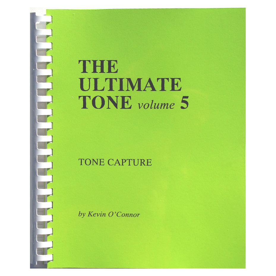 The Ultimate Tone - Vol. 5 - open book